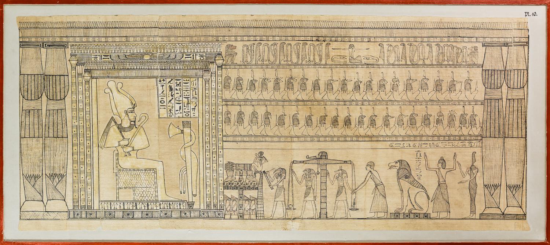 Ancient Egyptian Shrines