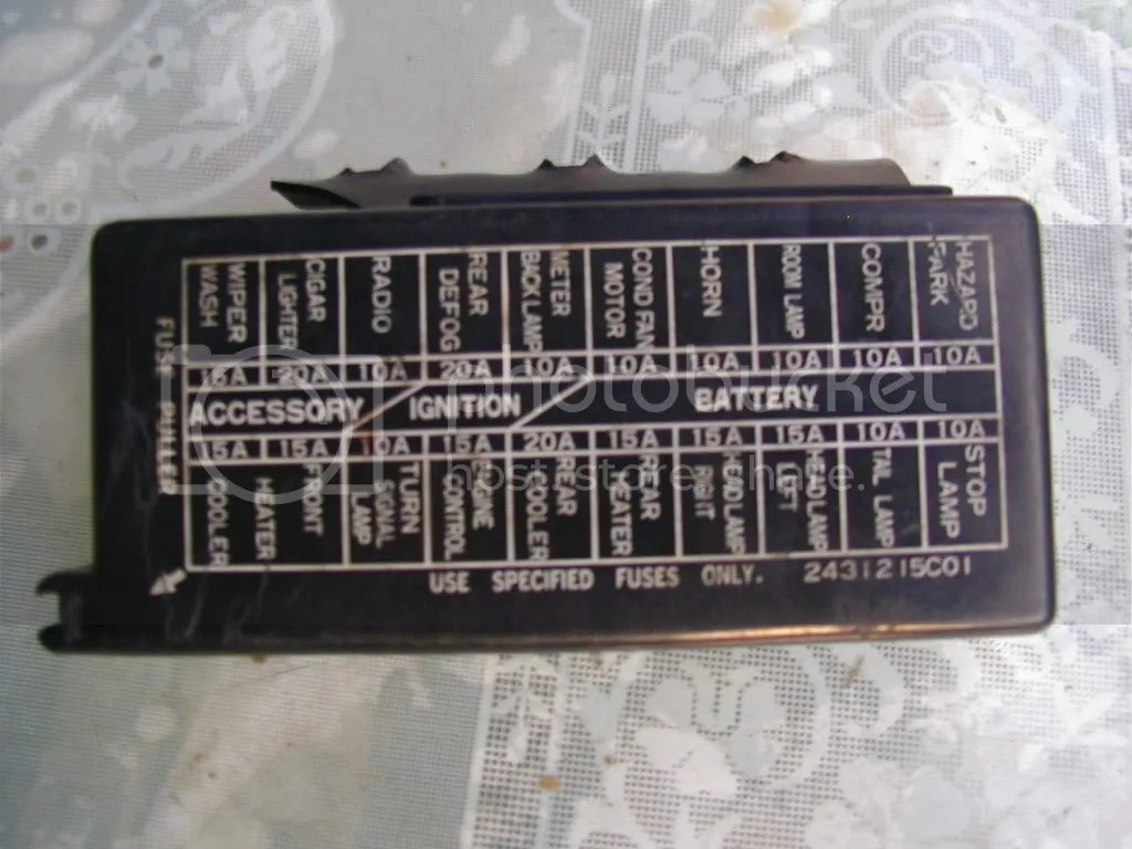 Diagram Likewise 1995 Nissan Altima Fuse Box Diagram On 1994 Nissan