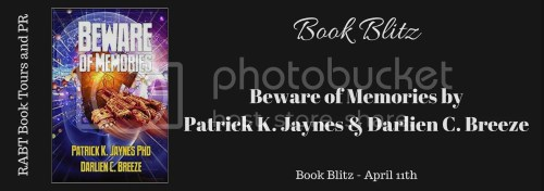 Beware of Memories banner