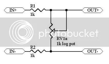 TPA3116d2 mono subwoofer board: speaker level inputs