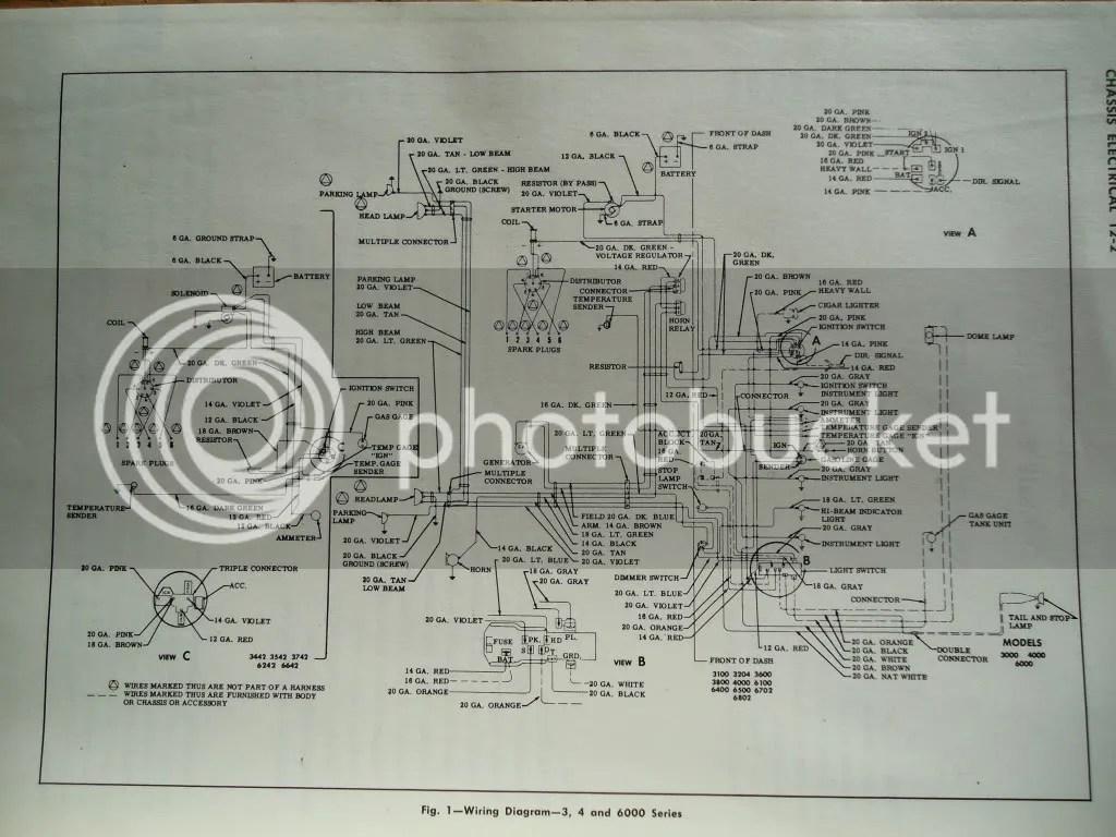 1957 Chevrolet 3100 Wiring Diagram Photo By Pirateyarr Photobucket
