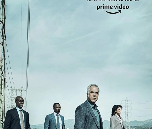 Amazon Prime Put Up The Fifth Season Of Bosch Last Friday And Ive Got To Say Though I Really Enjoyed All The Prior Seasons This One Was The Best Ive