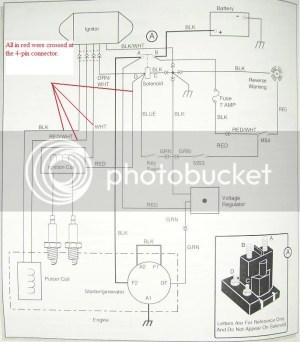 1999 EZGO 1110 Hauler Wiring Diagram Photo by bryanhes | Photobucket