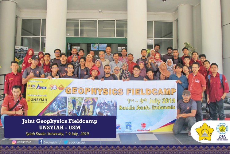 Joint Geophysics Fieldcamp