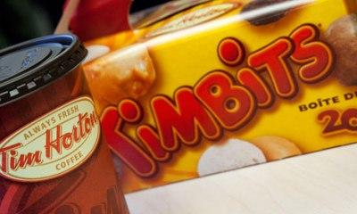 """""""Agora sou um fã incondicional do Tim Hortons."""" - foto: http://www.flickr.com/photos/mrjoro/"""