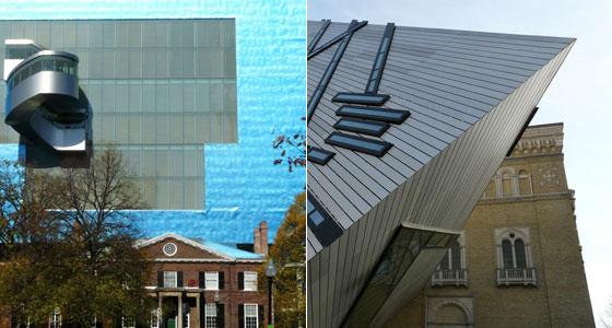 AGO & ROM: O melhor da arquitetura mundial em Toronto