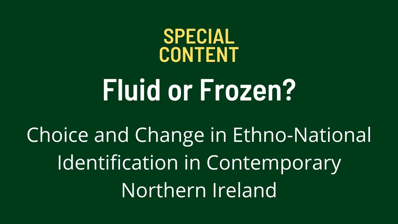 Special Content: Fluid or Frozen?