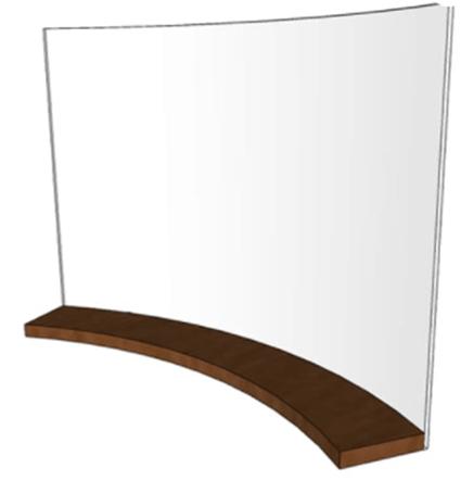 Acrylic Shields