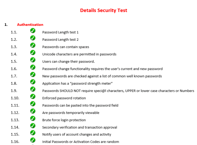Web Application Security Testing - OIC Solutions