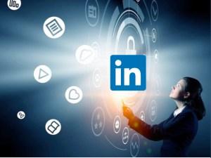 "Webinar ""Elaborar un Perfil de LinkedIn Innovador"", organizado por oicteam.com, impartido por Berta Mateos."