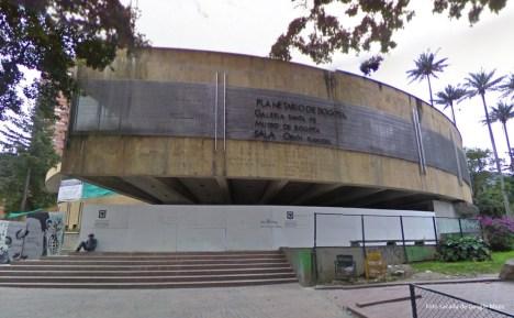 Ni el Planetario se salvó de Petro