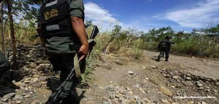 guardia venezolana