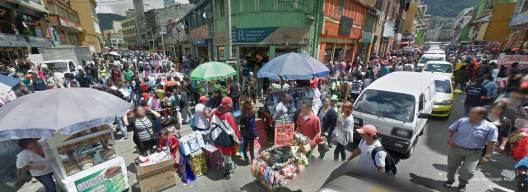 San Victorino en Bogota