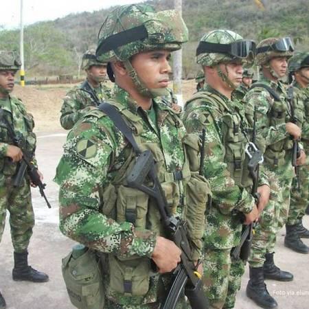 militares Colombia