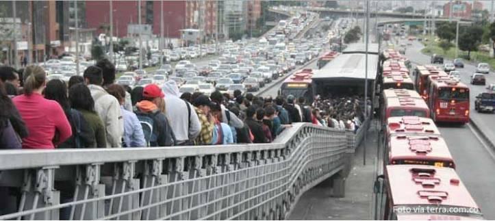 Movilidad en Bogota