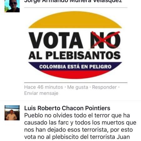 Vota No al plebiscito