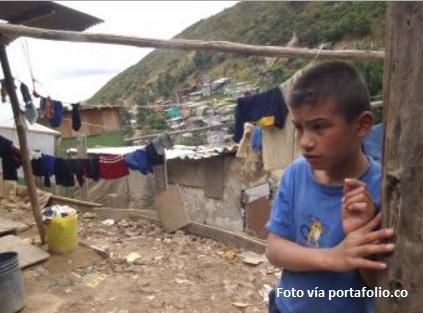 Aumentó la pobreza en Bogotá (1)