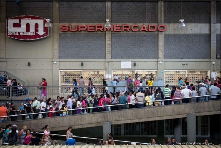 escasez Venezuela