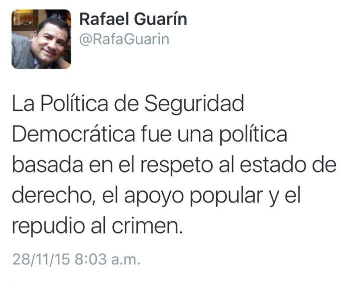 Rafael Guarin