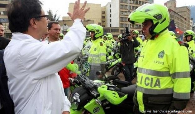 motos eléctricas policía