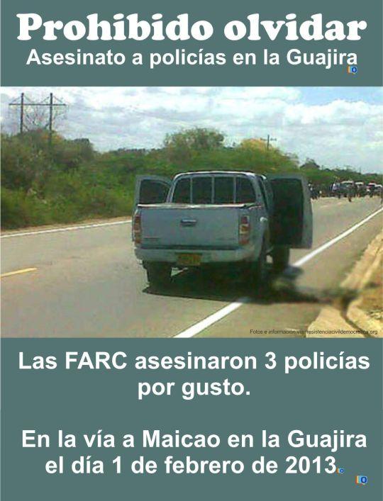 Policias Guajira