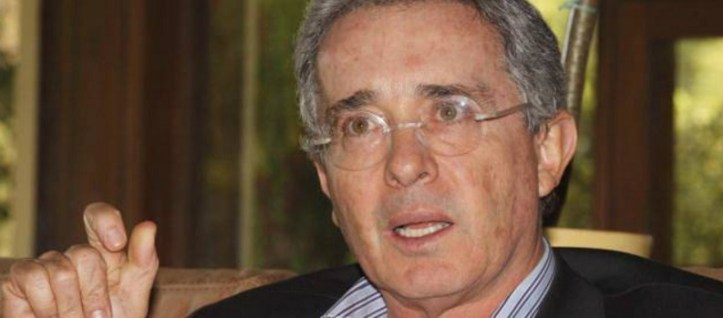 Uribe el colombian