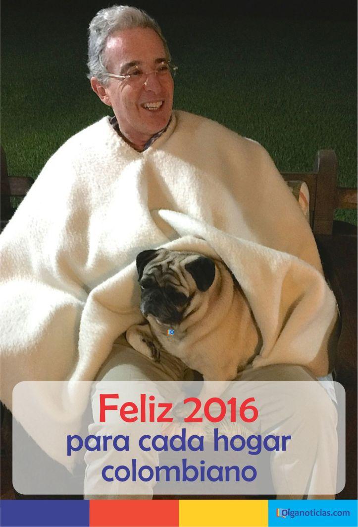 uribe feliz 2016