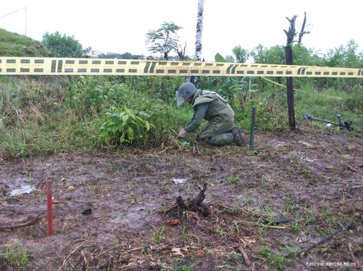 minas antipersona