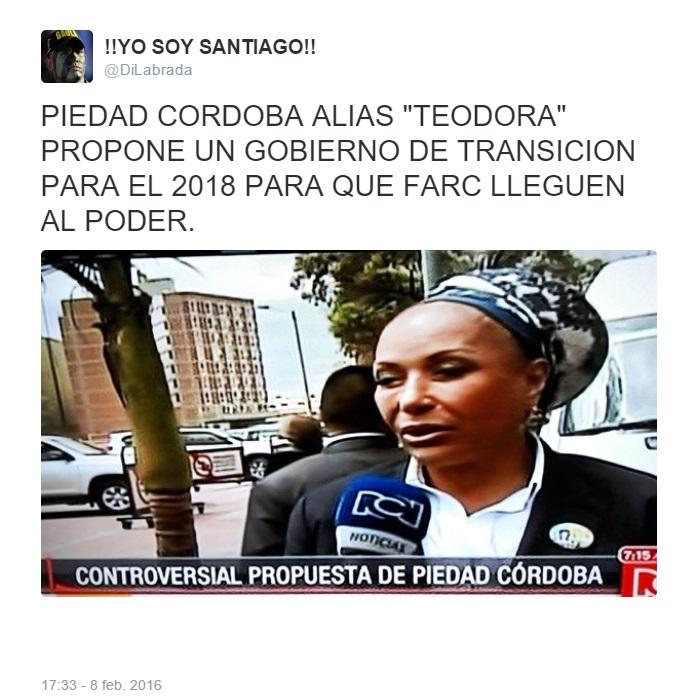 opinión piedad Córdoba