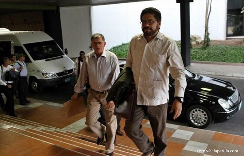 Colombianos pagarán la seguridad para las FARC
