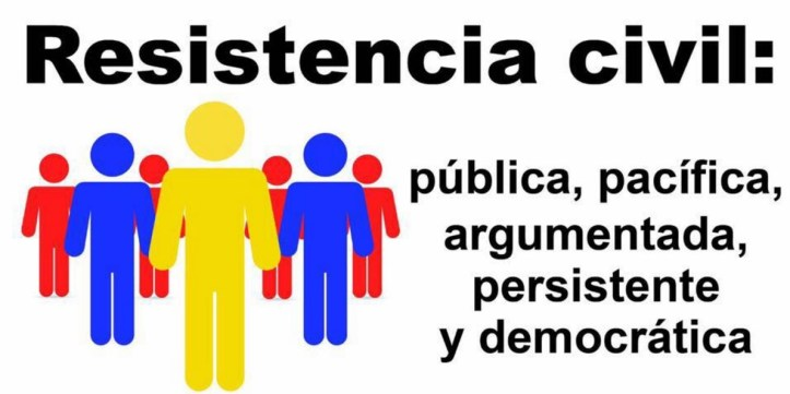 resistenia civil