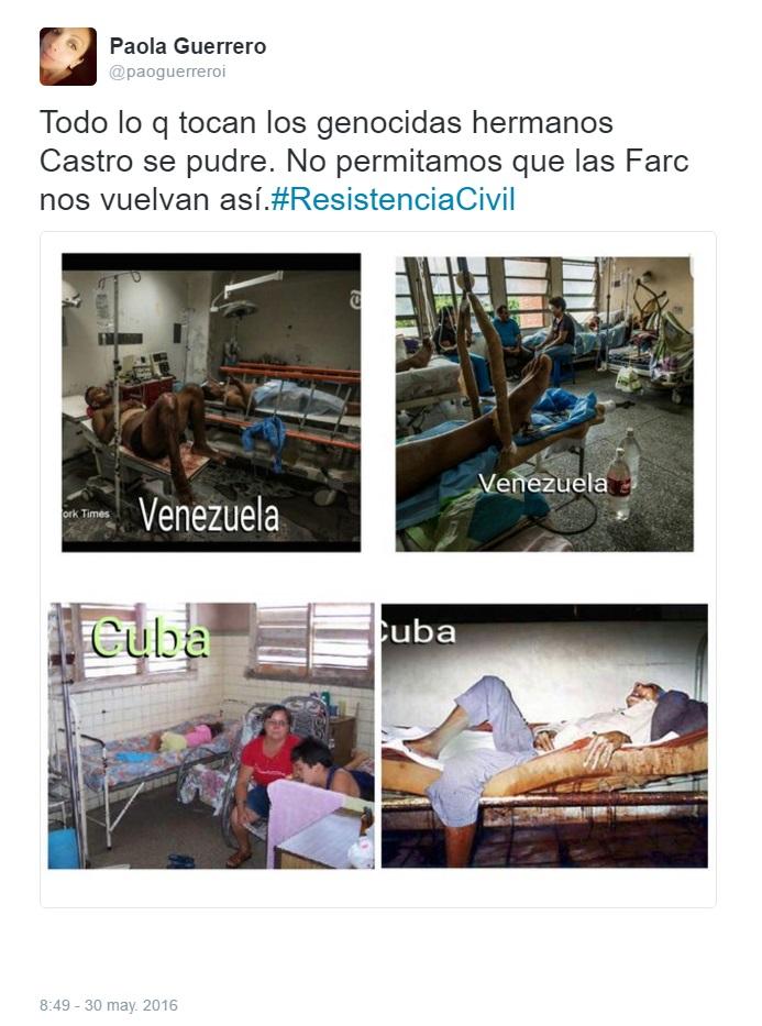 opinión cuba venezuela
