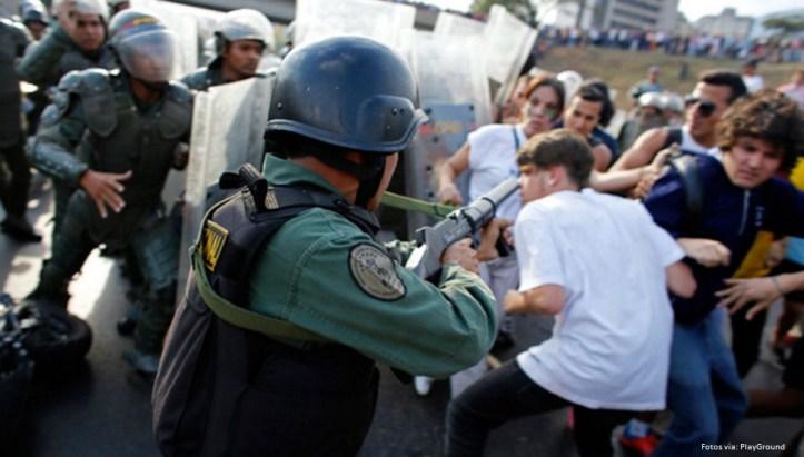 violencia venezuela 2