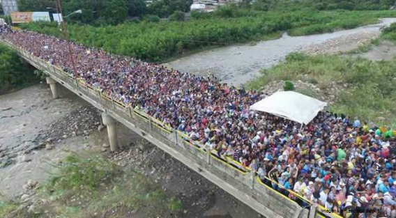 venezuela frnatera