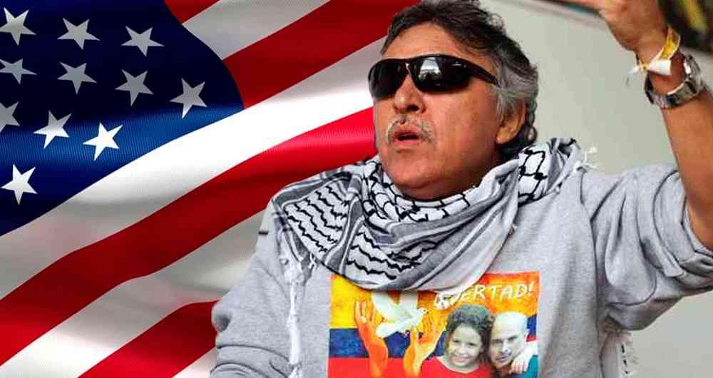 Estados Unidos insiste en la extradición del narcoterrorista 'Jesús Santrich'