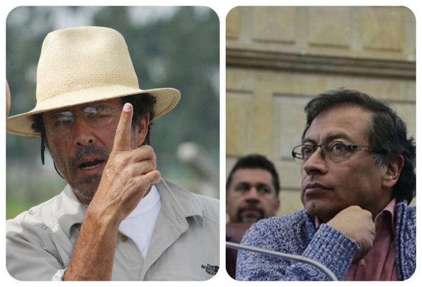 Simón Vélez destapa fuerte discusión entre Petro y Montes por 'videobillete'