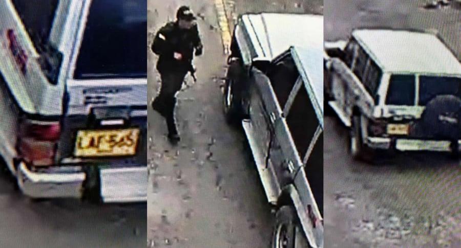 La verdadera historia de cómo ingreso el carro bomba a la Escuela de Policía