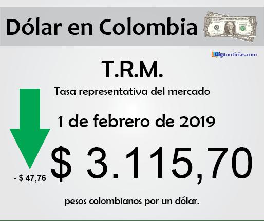 dolar 1feb2019