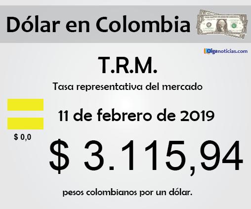 dolar 11feb19