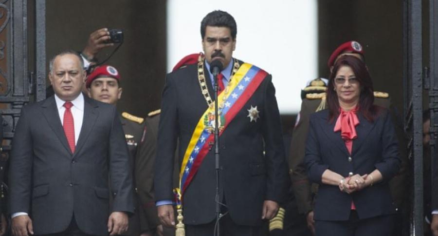 Maduro amenaza con lanzar misiles