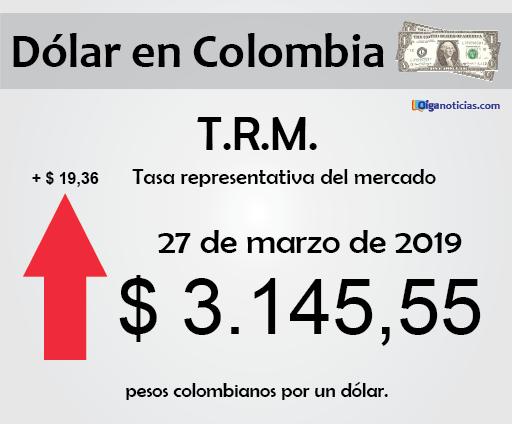 dolar 27mar19