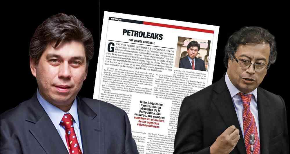 Coronell señala al exguerrillero Petro como un pésimo alcalde
