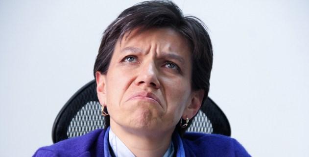 Claudia López cae en las encuestas