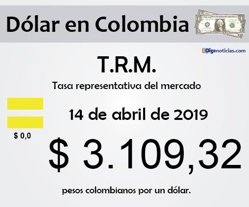 dolar 14abr19