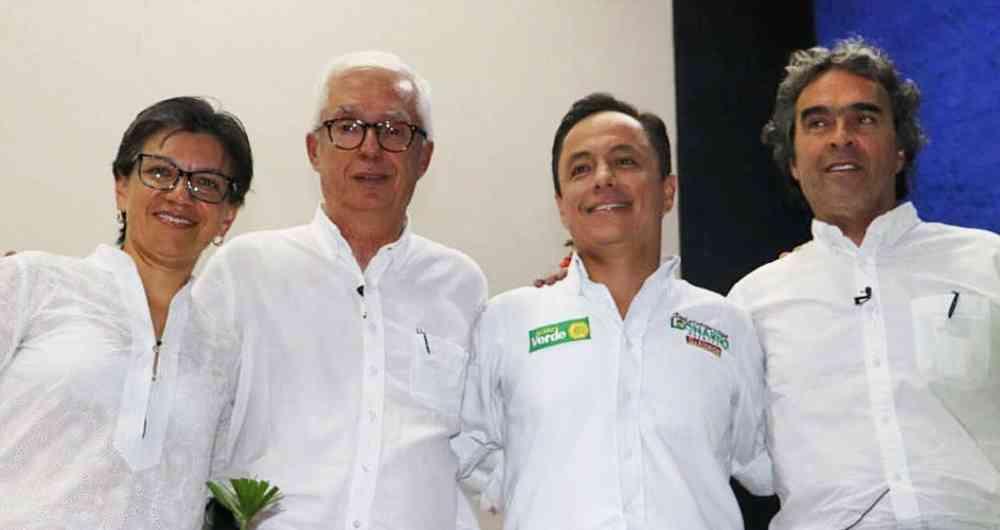 Capturan por corrupción a compañero de Claudia López