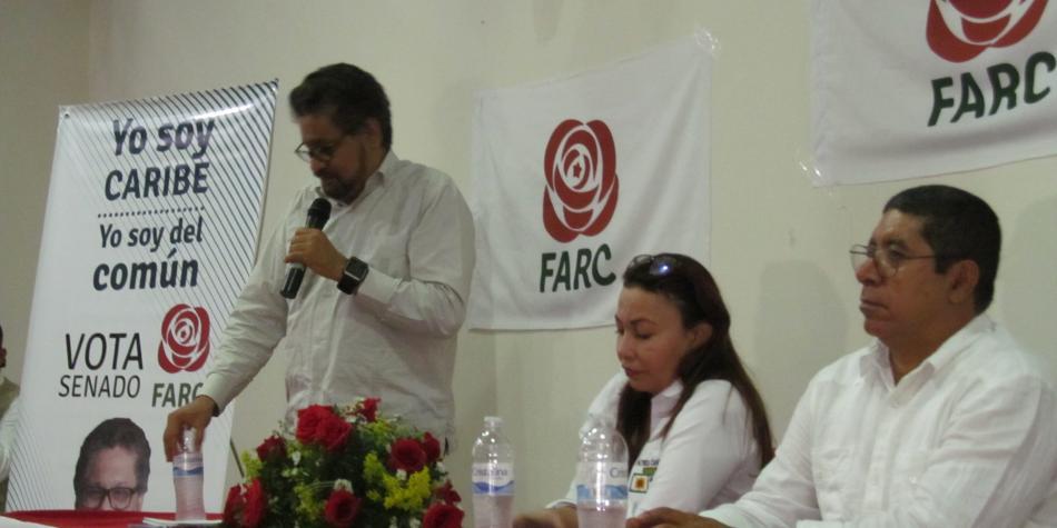 Iván Márquez convoca a guerrilleros para volver a la guerra