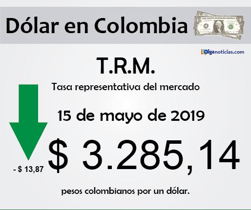 dolar 15may2019