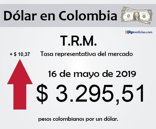 dolar 16may19