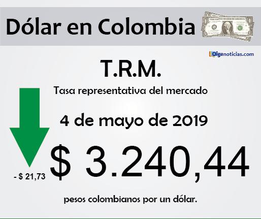 dolar 4may2019