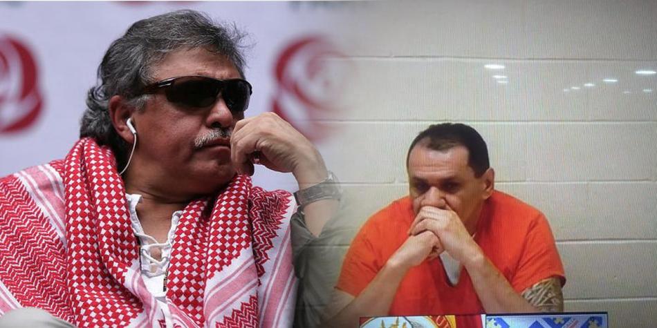 Revelan declaraciones de Marlon Marín contra Santrich